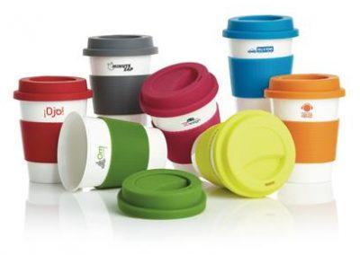 PLA kavos puodelis. 350 ml.