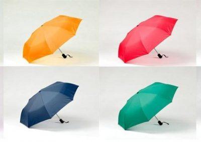 Automatinis, sulankstomas skėtis. Skersmuo 990 mm