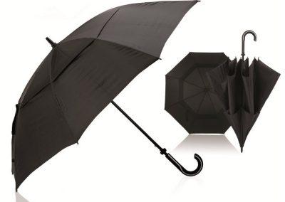 Didelis automatinis skėtis. Skersmuo 1340 mm