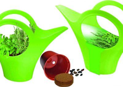 Mini laistytuvai su sėklomis