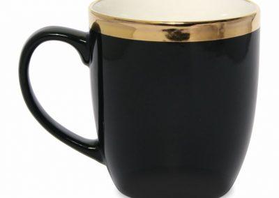 juodas+gold puodelis